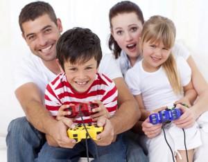Семейна идилия