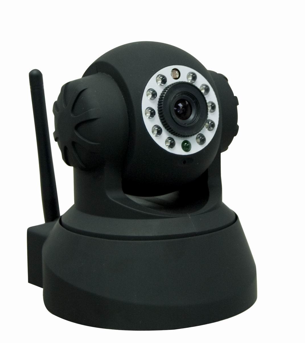 Wireless-IP-Camera