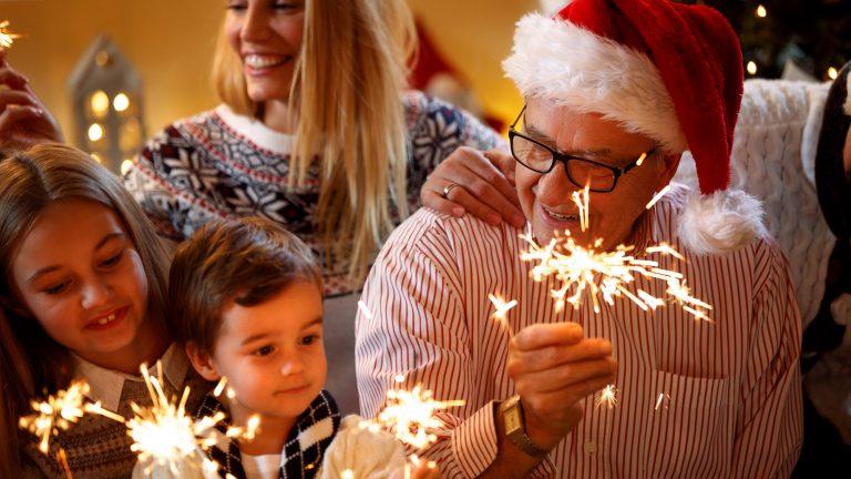 Смисълът на Коледа – семейството!