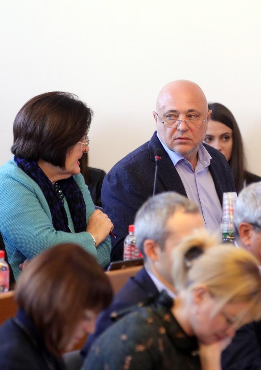 Орлин Алексиев за образованието и културата