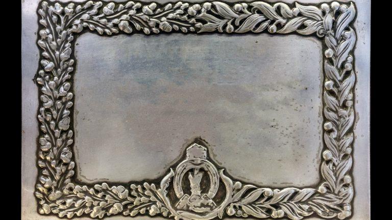 Поддържане на сребърни бижута