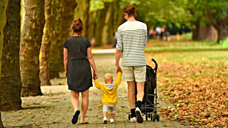 Разлика в годините между деца и родители